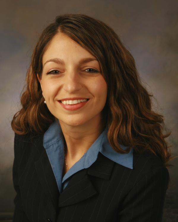 Dr. Irene Malaty is an assistant professor of neurology and National Parkinson Foundation medical director at the UF Movement Disorders Center.