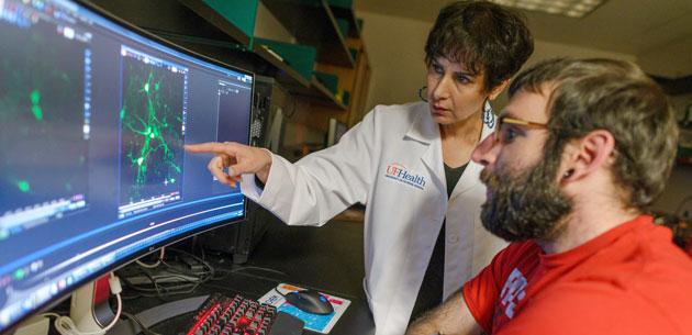 Dr. Khoshbouei