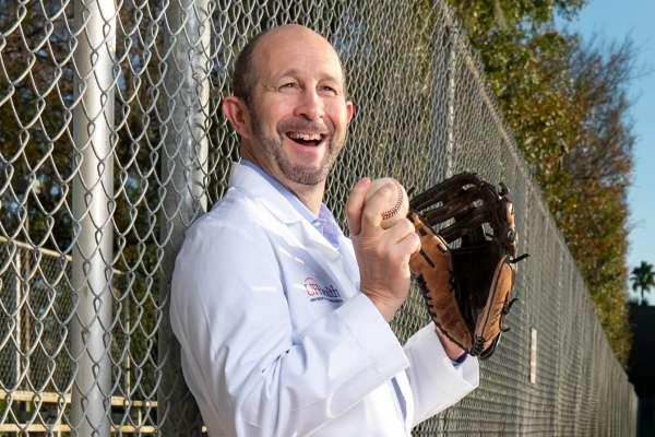 Dr. Golde baseball story