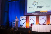 Harris rosen presenting at summit