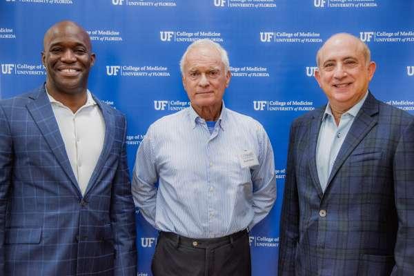 Duane mitchell, Harris Rosen and Doctor Licht