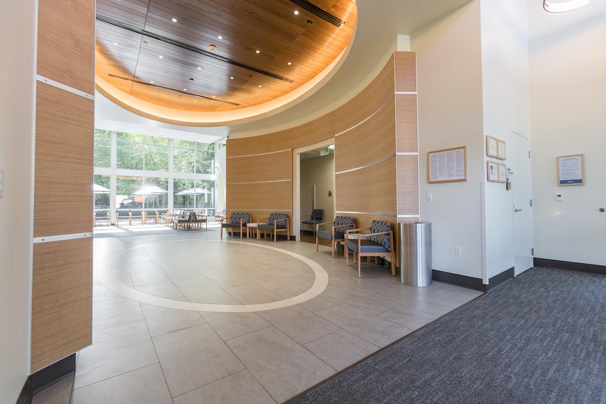 lobby of the Fixel