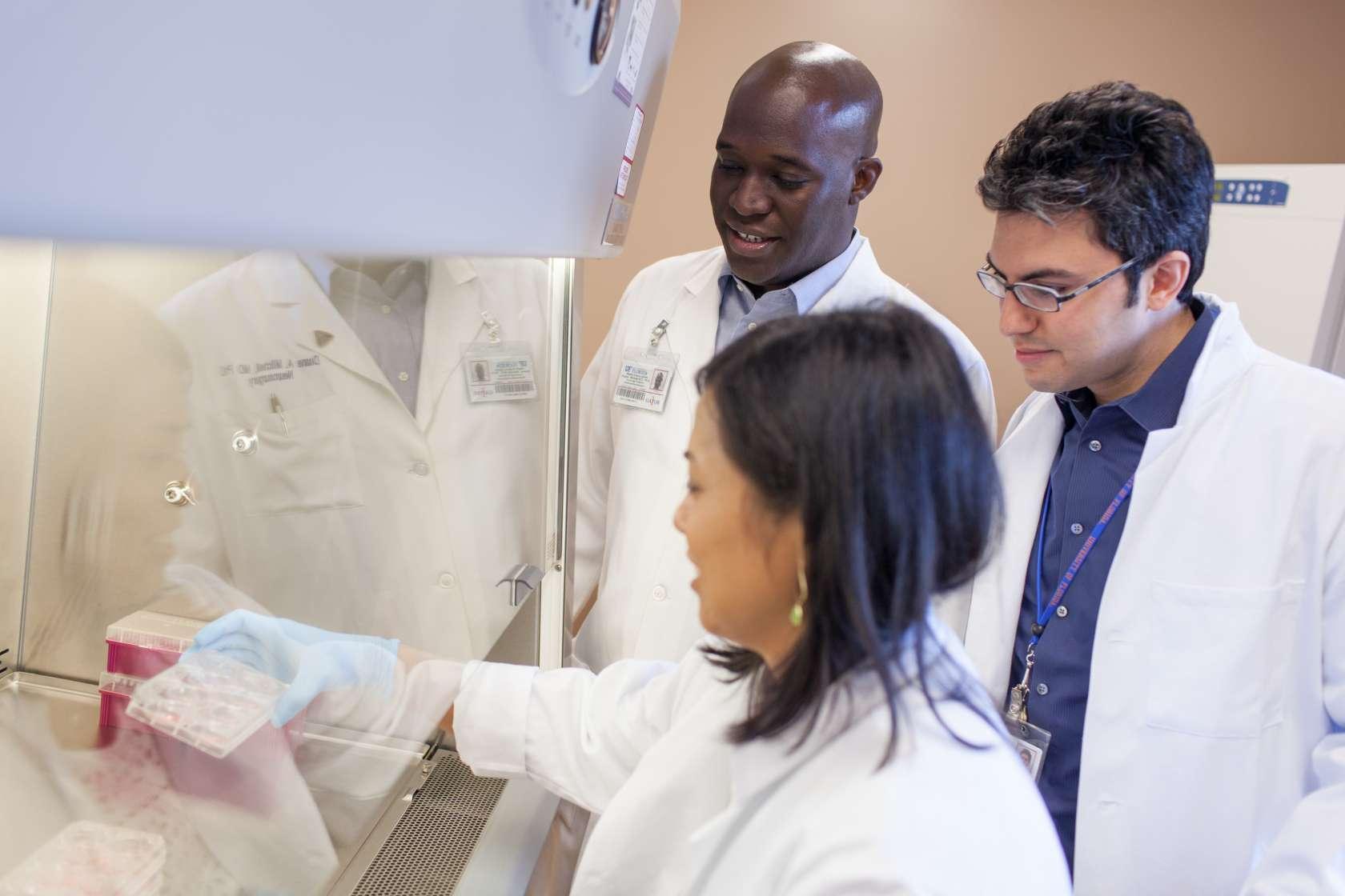 Dr. Mitchell & Team