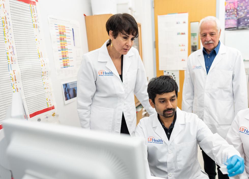 Habibeh Khoshbouei lab