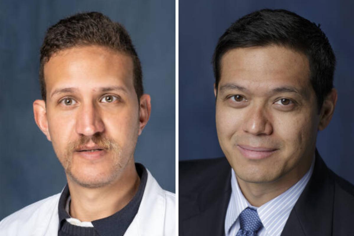 Doctors El Saafien and Krause